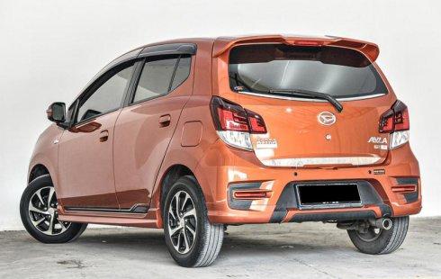 Jual Mobil Daihatsu Ayla 1.2 R Deluxe 2017 di DKI Jakarta