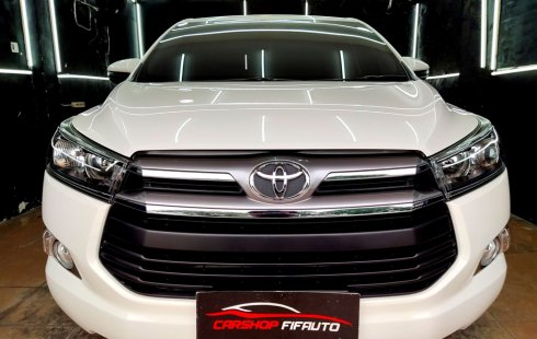 Dijual Cepat Toyota Kijang Innova 2.4G DIESEL Autometic 2017 Putih, DKI Jakarta