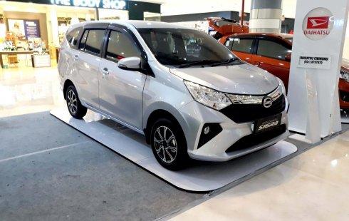 PROMO Daihatsu Sigra R 2020 di Bogor, Jawa Barat