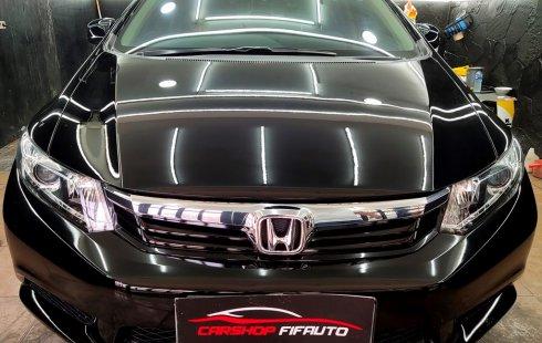 Dijual Mobil Bekas Honda Civic 1.8 Vitec AT 2012 Hitam Metalik di DKI Jakarta