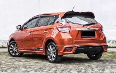 Jual Mobil Toyota Yaris TRD Sportivo 2015 di DKI Jakarta