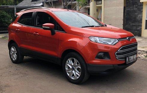Jual Mobil Ford EcoSport Trend 2014 Terawat di Bekasi