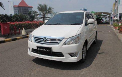 Jual Cepat Toyota Kijang Innova V Luxury 2013 di DKI Jakarta