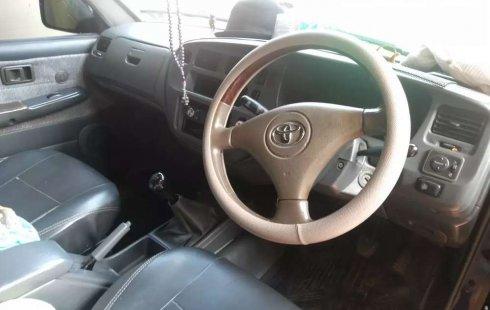 Jual Toyota Kijang LGX 2001 harga murah di Banten