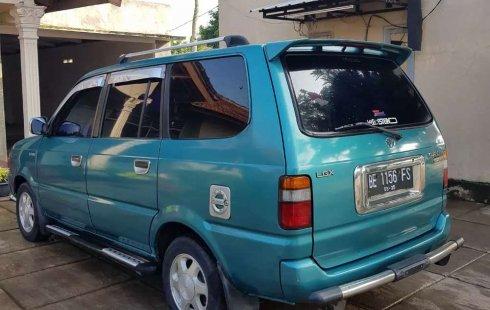 Lampung, jual mobil Toyota Kijang LGX 1997 dengan harga terjangkau