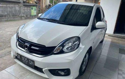 Mobil Honda Brio 2018 Satya E terbaik di Bali