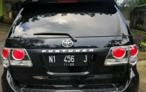 Toyota Fortuner 2014 Jawa Timur dijual dengan harga termurah