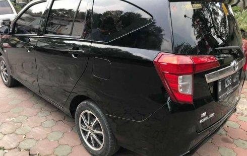 Jawa Barat, Toyota Calya G 2016 kondisi terawat