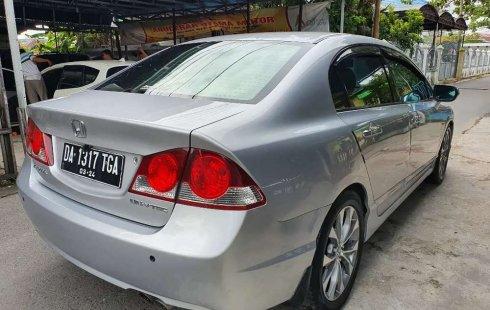 Mobil Honda Civic 2008 1.8 dijual, Kalimantan Selatan