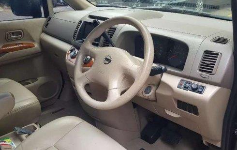 Jual Nissan Serena Highway Star 2012 harga murah di DKI Jakarta