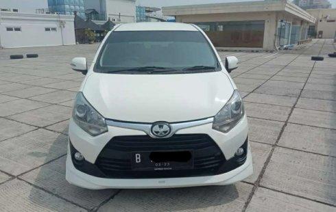 Jual Toyota Agya TRD Sportivo 2018 harga murah di DKI Jakarta