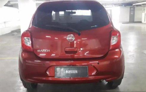 Jual Mobil Bekas Nissan March 1.2 Manual 2017 di DKI Jakarta