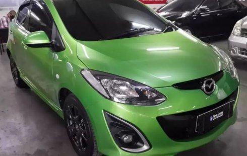Dijual Mobil Bekas Mazda 2 R Automatic 2011 di DKI Jakarta