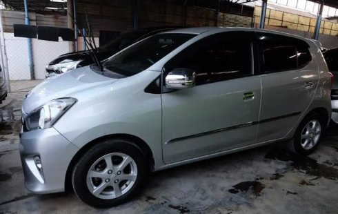 Dijual Mobil Toyota AGYA G 2013 Terawat di Tangerang