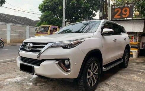 Dijual Mobil Toyota Fortuner VRZ 2018 di DKI Jakarta