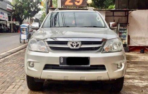 Jual Mobil Bekas Toyota Fortuner G 2007 di DKI Jakarta