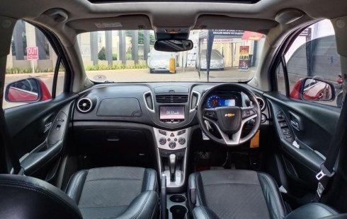 Dijual Mobil Chevrolet TRAX LTZ Turbo 1.4 Matic 2016 di Bekasi