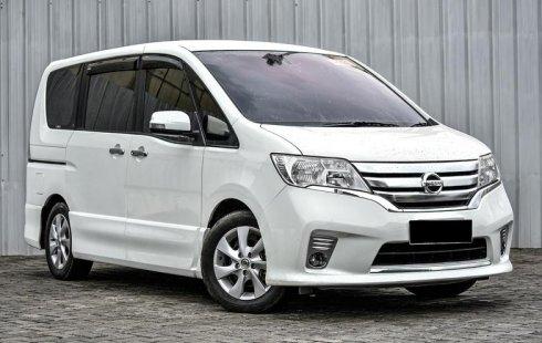 Dijual Mobil Bekas Nissan Serena Highway Star 2015 di DKI Jakarta