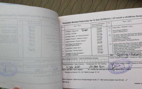 Dijual Cepat Honda Brio Satya E 2017 di DKI Jakarta