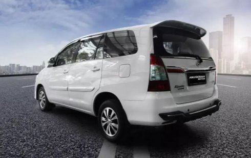 Jual mobil Toyota Kijang Innova 2.0 G 2015 , Kota Surabaya, Jawa Timur