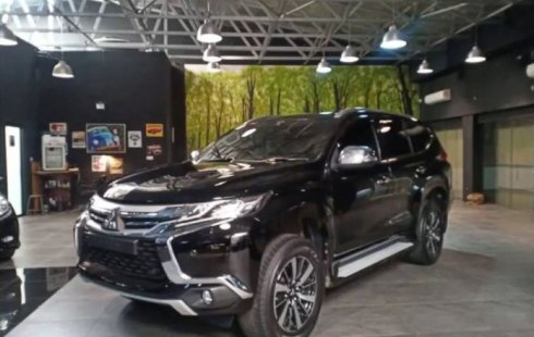 Dijual Mobil Bekas Mitsubishi Pajero Sport Dakar 2017 di Jawa Barat