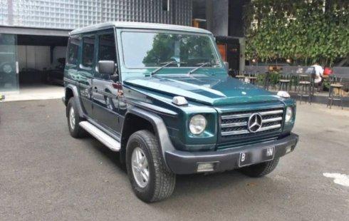Dijual Cepat Mercedes-Benz G-Class G300 1994 di Jawa Barat