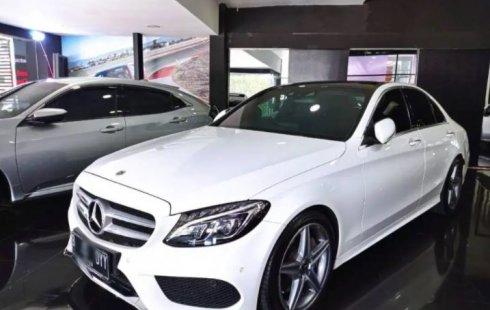 Dijual Mobil Mercedes-Benz C-Class C 300 2018 di Jawa Barat