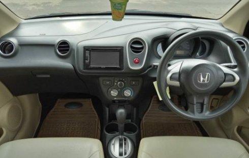 Jual Cepat Honda Mobilio E CVT 2014 di DKI Jakarta