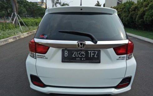 Jual Cepat Honda Mobilio E CVT 2016 di Bekasi