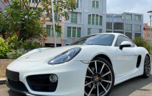 Dijual Mobil Porsche Cayman 2014 di DKI Jakarta