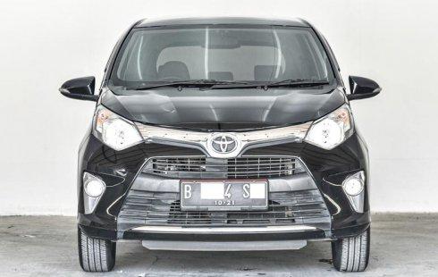 Jual Mobil Bekas Toyota Calya G 2016 di Depok