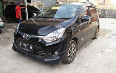 Dijual Mobil Toyota Agya TRD Sportivo MT Manual 2019 di Tangerang