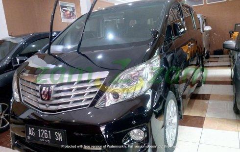 Dijual Mobil Toyota Alphard Premium Sound 2.4L A/T 2008 di Jawa Timur