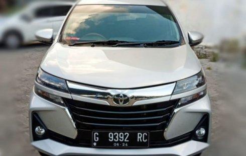 Dijual Mobil Bekas Toyota Avanza G Manual 2019 di Jawa Tengah