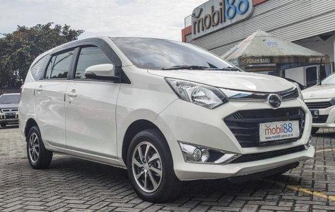 Dijual Cepat Daihatsu Sigra R 2018 di Sumatra Utara