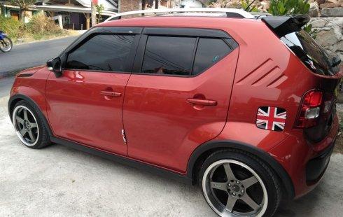 Dijual Mobil Suzuki Ignis GX 2018 di Tangerang