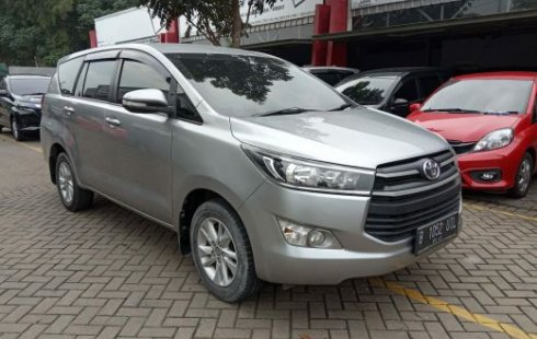Dijual Mobil Toyota Kijang Innova 2.0 G AT 2016 di Tangerang