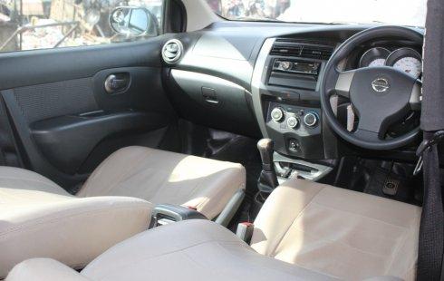 Dijual Mobil Nissan Grand Livina SV 2013 Abu-abu di DKI Jakarta