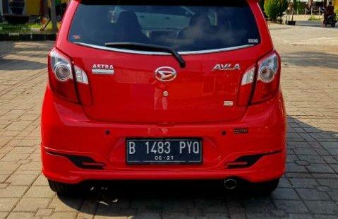 Jual Cepat Daihatsu Ayla X Elegant 2016 di Bekasi