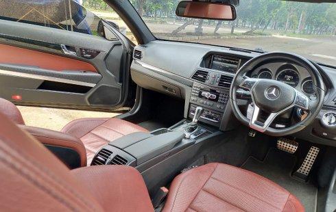 Dijual Cepat Mercedes-Benz E-Class E250 2013 Coupe di DKI Jakarta