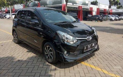 Dijual Cepat Toyota Agya TRD Sportivo 2019 di Tangerang