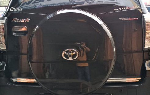 Jual cepat mobil Toyota Rush TRD Sportivo 2016 di DKI Jakarta