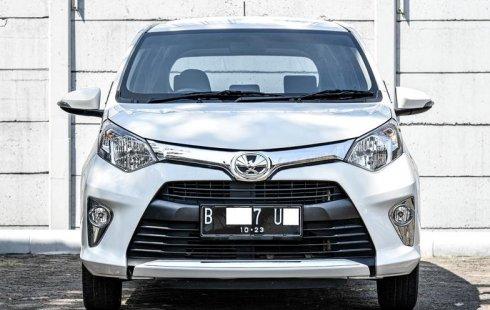 Dijual Mobil Bekas Toyota Calya G 2018 di Depok