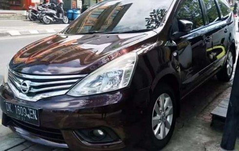 Bali, jual mobil Nissan Grand Livina XV 2013 dengan harga terjangkau