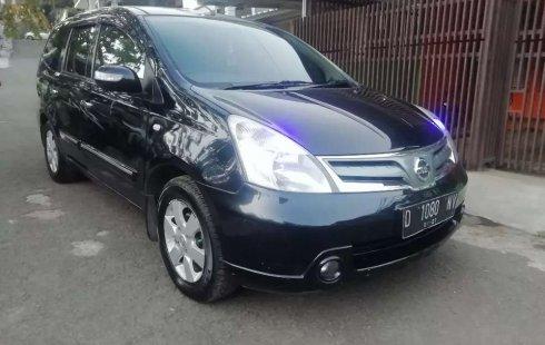 Jual mobil bekas murah Nissan Grand Livina XV 2010 di Jawa Barat