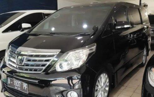 Jual Mobil Bekas Toyota Alphard SC 2013 di DKI Jakarta