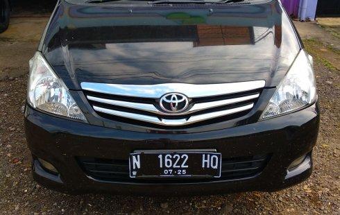Jual Mobil Toyota Kijang Innova 2.5 G 2010 di Jawa Timur
