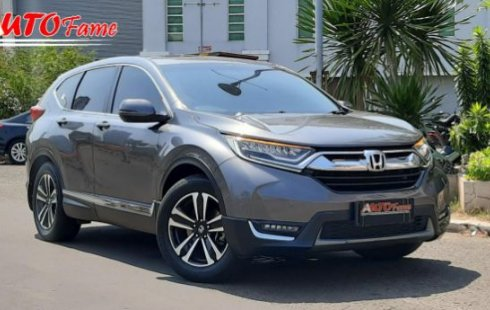 Jual Mobil Honda CRV 1.5 Turbo Prestige 2018 Terbaik di DKI Jakarta