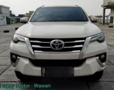 Dijual Cepat Toyota Fortuner VRZ 2016 di DKI Jakarta