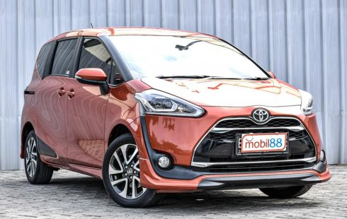Jual Mobil Bekas Toyota Sienta Q 2016 di Depok